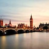 برج الحمل (من 21 مارس إلى 19 أبريل): لندن