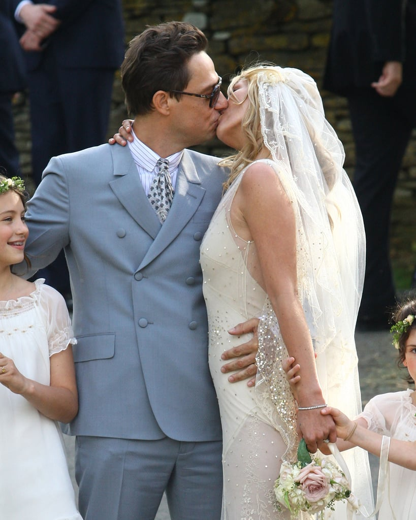 43. Kate Moss's Wedding