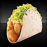 Taco Bell Spicy Potato Taco