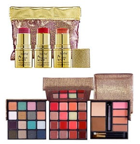 Friday Giveaway! Tarte Très Cheek Limited Edition Mini Cheek Stain Set and The Vanity Limited Edition Palette