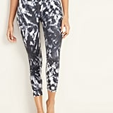 Old Navy High-Waisted Tie-Dye Balance 7/8-Length Leggings