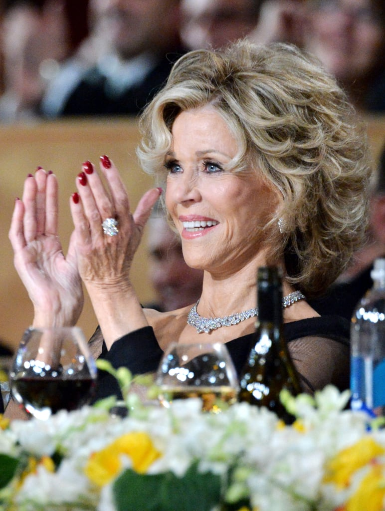 "Sandra Bullock Gives Yet Another Great Speech, This Time For the ""Annoying"" Jane Fonda"