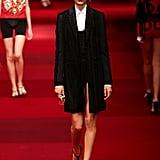 Dolce & Gabbana Spring 2015