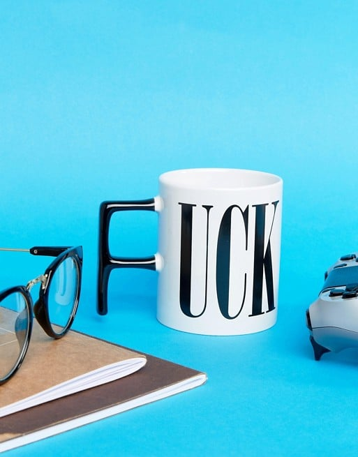 "Thumbs Up ""Uck"" Mug"