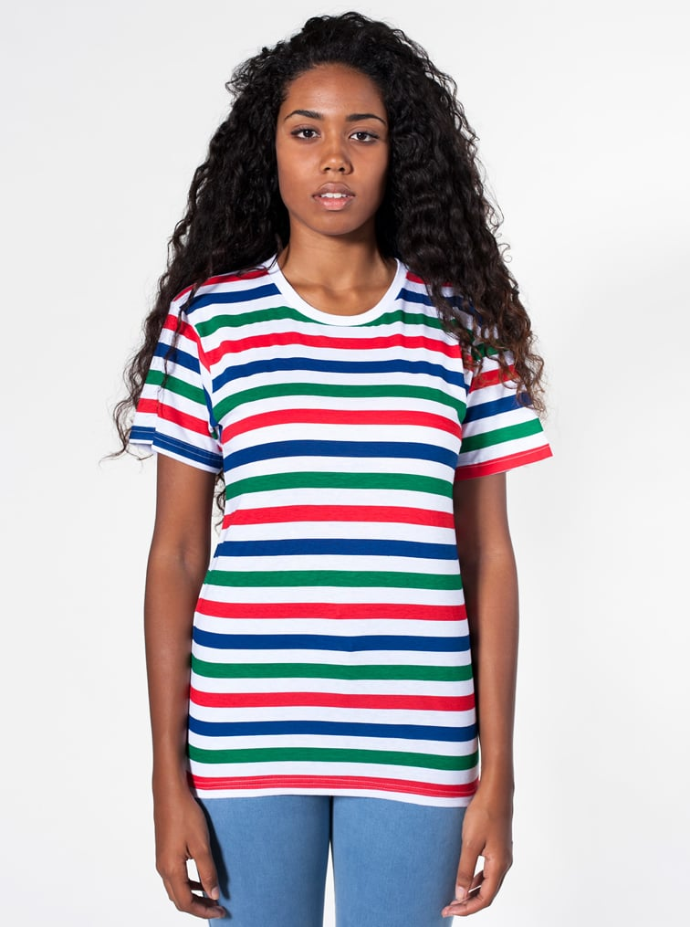 A Colorful Tee