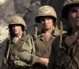 Trailer For The Pacific HBO World War II Miniseries From Tom Hanks and Steven Spielberg
