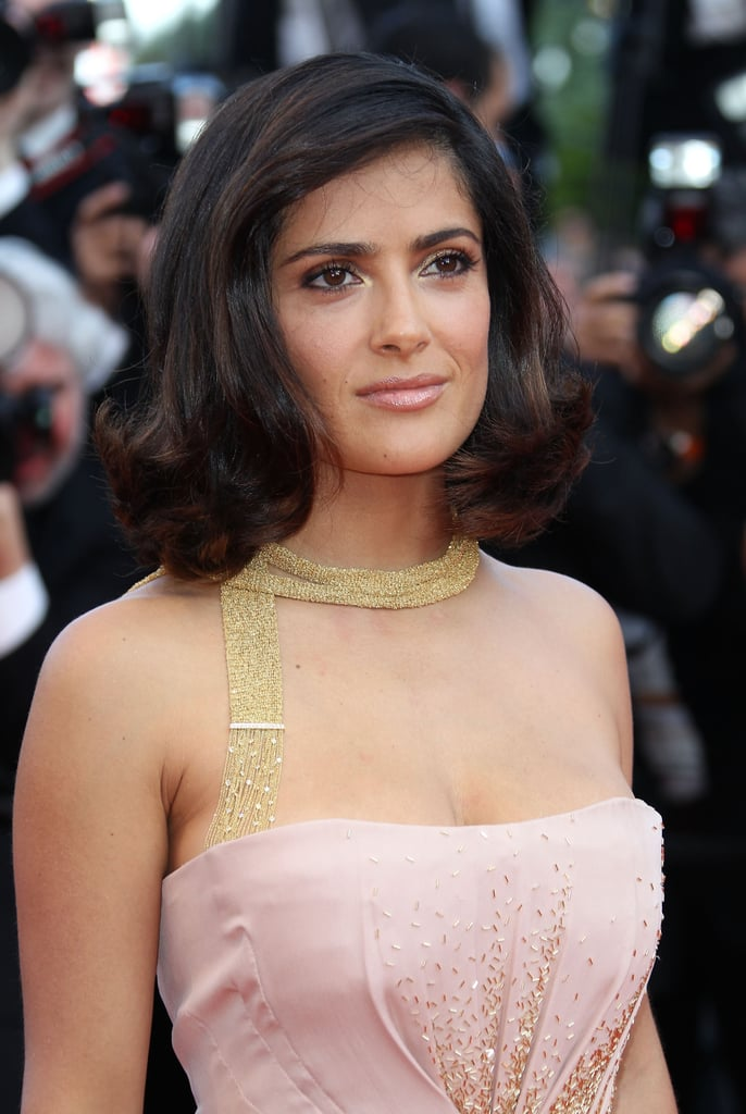 Salma Hayek, 2010