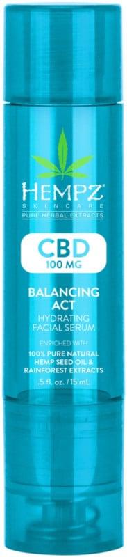 CBD Balancing Act Hydrating Facial Serum