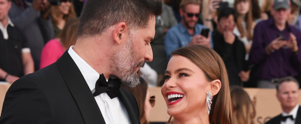 Sofia Vergara and Joe Manganiello Only Have Eyes For Each Other on the Red Carpet