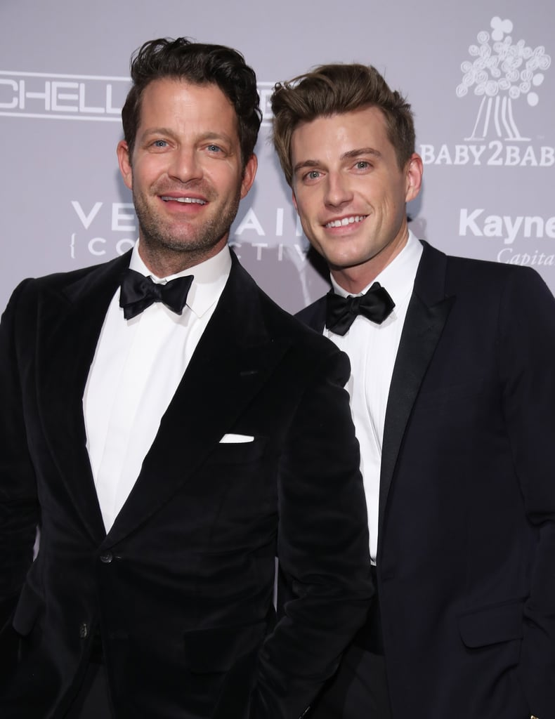 Pictured: Nate Berkus and Jeremiah Brent
