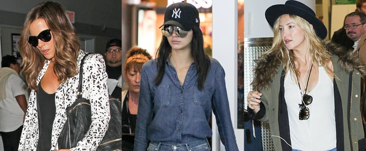 Celebrity Travel Style Before Met Gala 2015