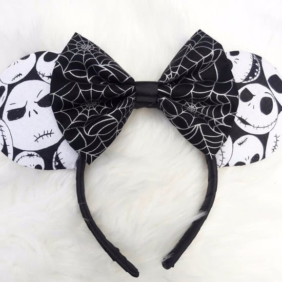 The Nightmare Before Christmas Minnie Ears