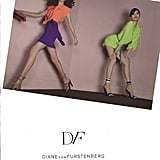 Kendra Spears and Ming Xi for Diane von Furstenberg, by Glen Luchford
