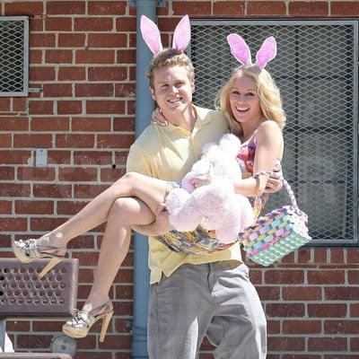 Heidi Montag and Spencer Pratt Celebrated Easter