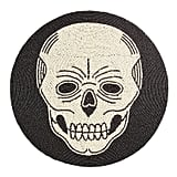 Beaded Skull Placemat