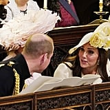 Kate Middleton Dress at Royal Wedding 2018