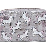 Skinny Dip Glitter Unicorn Makeup Bag