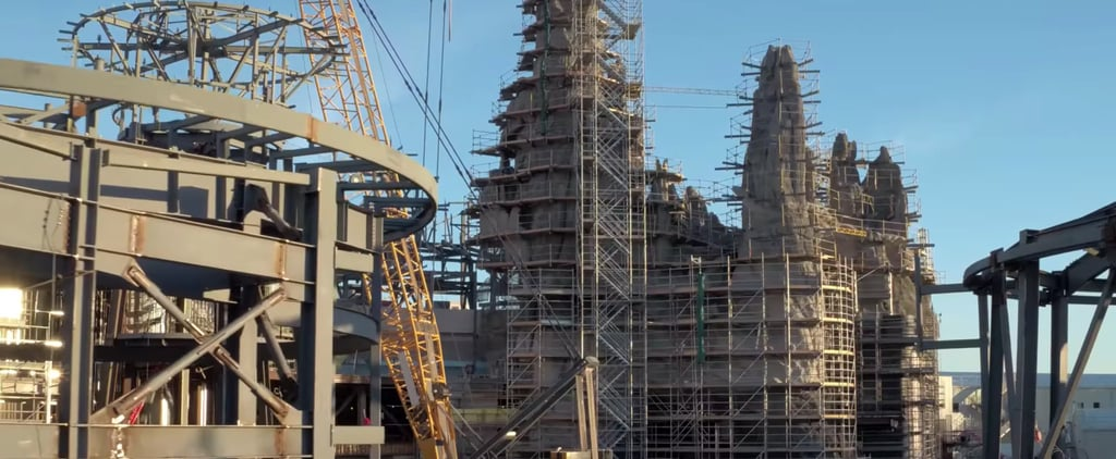Get a Glimpse of Star Wars: Galaxy's Edge Before It Opens at Disney Parks in 2019!