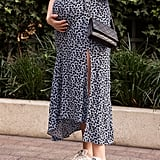 Fashion Editor Maternity Style
