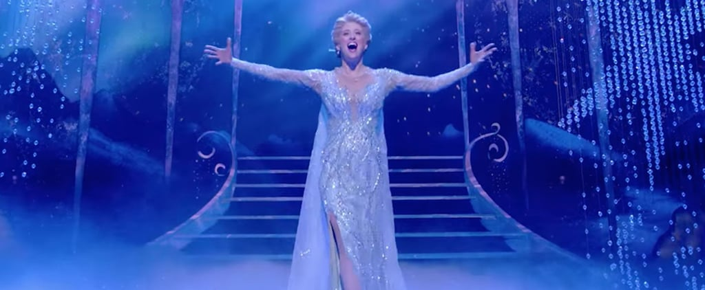The Trailer For Broadway's Frozen Musical Will Make You Wish Winter Would Last Forever