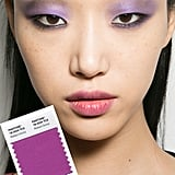 It was announced this week that radiant orchid is Pantone's Color of the Year for 2014. Of course, we've already seen it time and again on the runway and red carpets, but Pinterest was happy to see the shade pop up again.