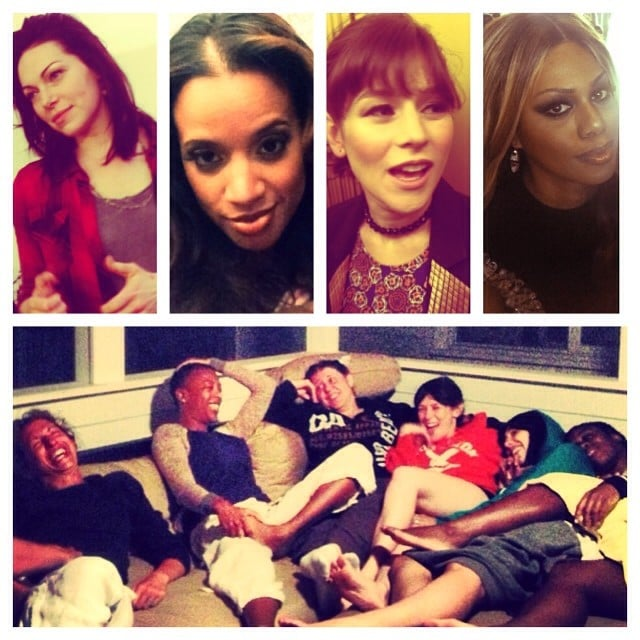 Uzo Aduba, aka Crazy Eyes, shared pictures of her favorite ladies for Woman Crush Wednesday.