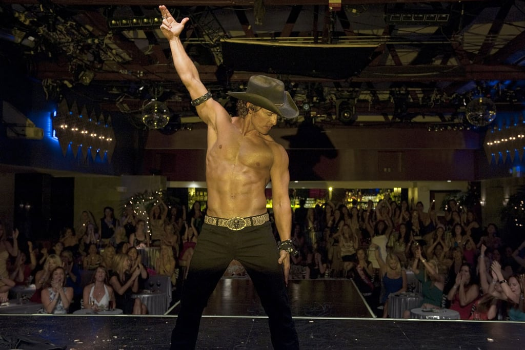 Matthew McConaughey, Magic Mike