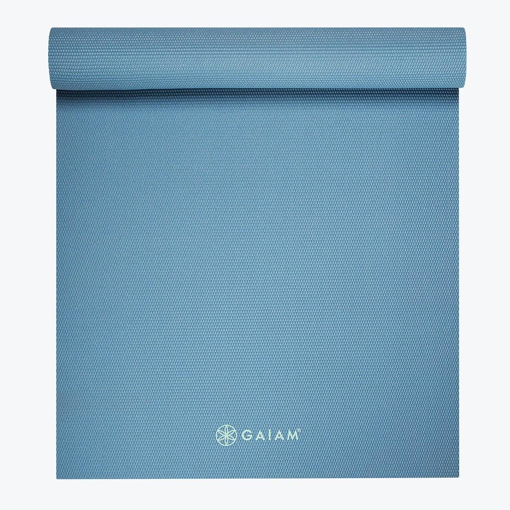 Gaiam Classic Solid Color Yoga Mats