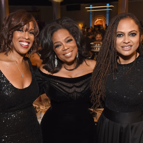 Oprah Tells Gayle She Looks Ashy Before the Golden Globes