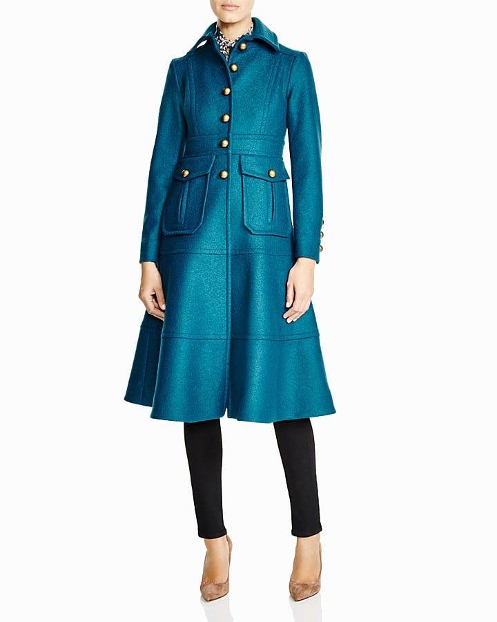 Nanette Lepore Femme Fatale Wool Coat ($798)