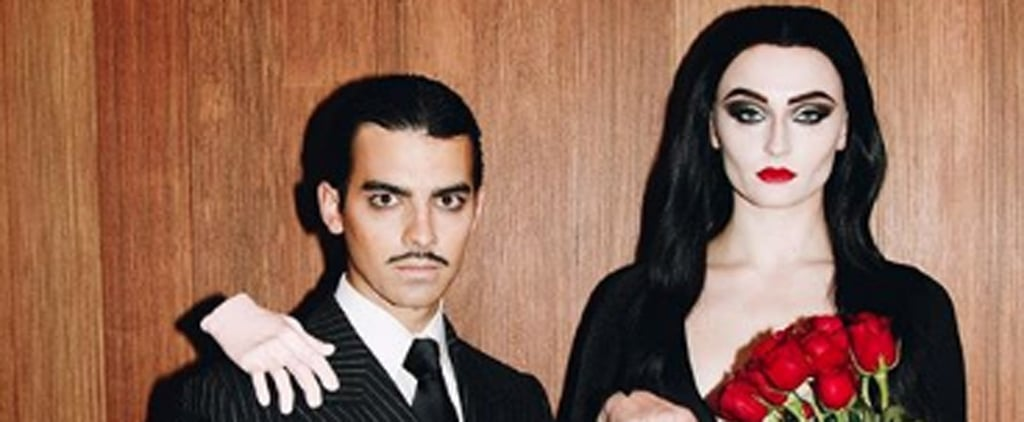Joe Jonas and Sophie Turner Halloween Costume 2018