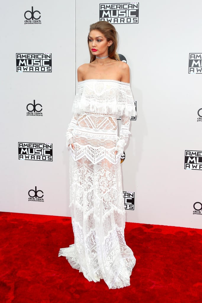 2016 American Music Awards Red Carpet Dresses