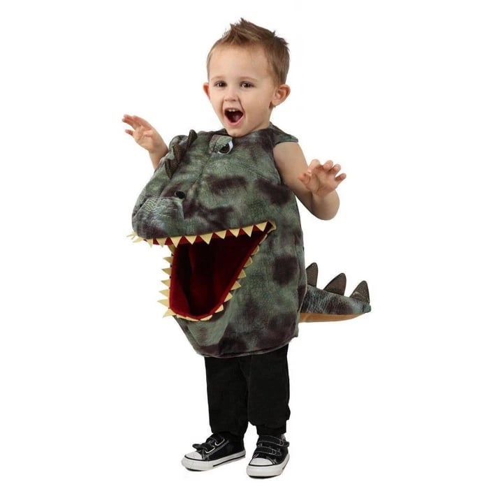 Toddler Feed Me Dino Halloween Costume