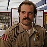 Jim Hopper's Hair and Mustache in Season Three