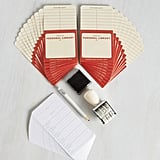 Check Me Out Library Kit ($15)