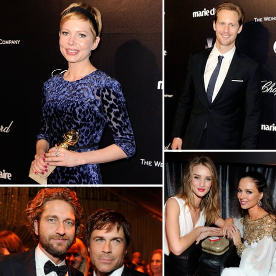 Michelle Williams Weinstein Co Globes Afterparty Pictures