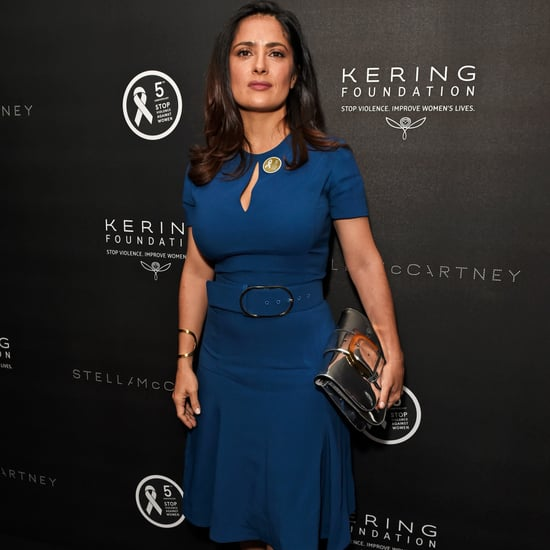 Salma Hayek Best Outfits of 2016