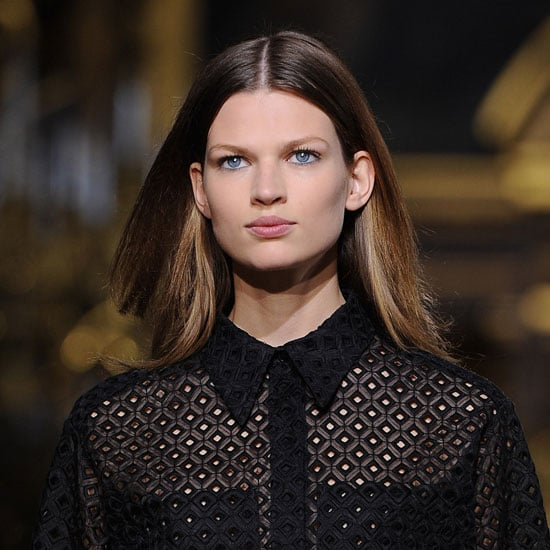 Pictures of the Beauty Looks From Spring 2013 Paris Fashion Week