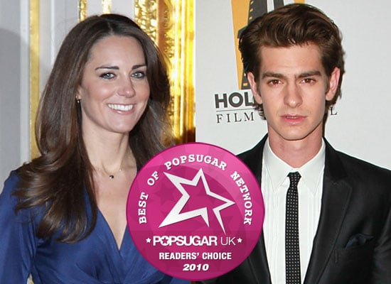 Best of 2010 Poll Result The Male and Female British Stars to Watch in 2011
