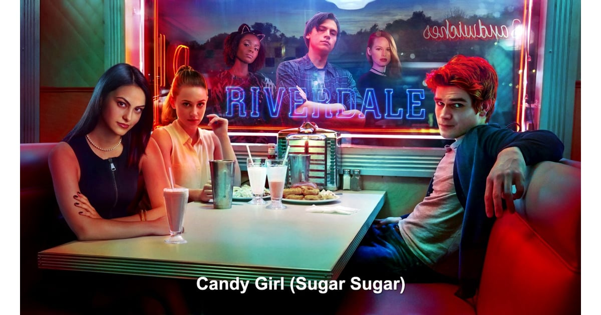 """Candy Girl (Sugar Sugar)"" by Ashleigh Murray, Asha ..."
