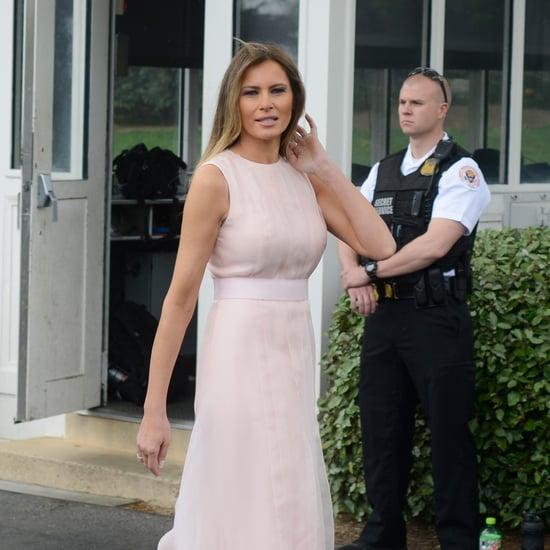 Melania Trump Best Dresses