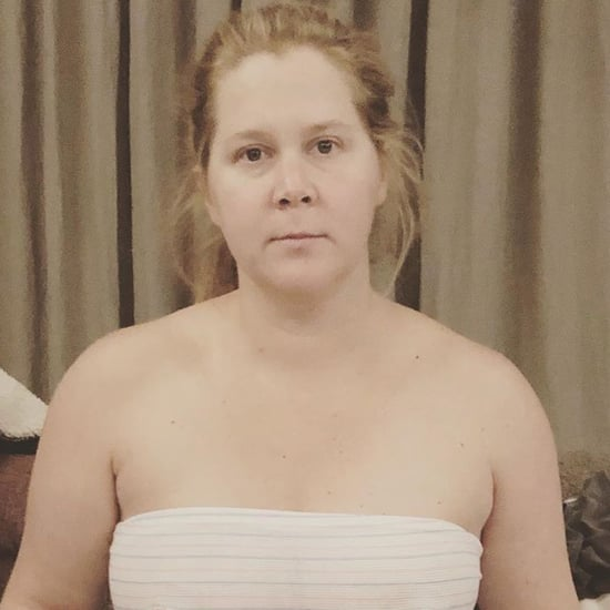 Amy Schumer Shares Breast Pump Photo on Instagram