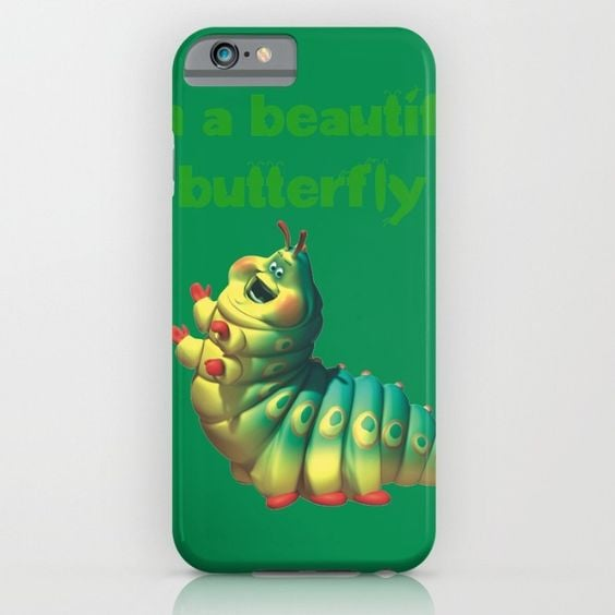 I'm a Beautiful Butterfly iPhone 6 Case ($35)