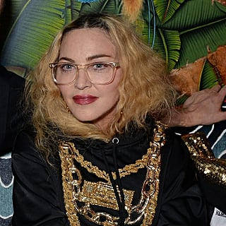 Madonna New Haircut