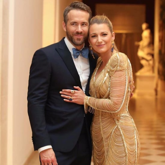 Ryan Reynolds and Blake Lively Humans of New York 2017