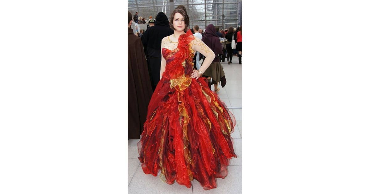 Costume Katniss Everdeen Meningrey
