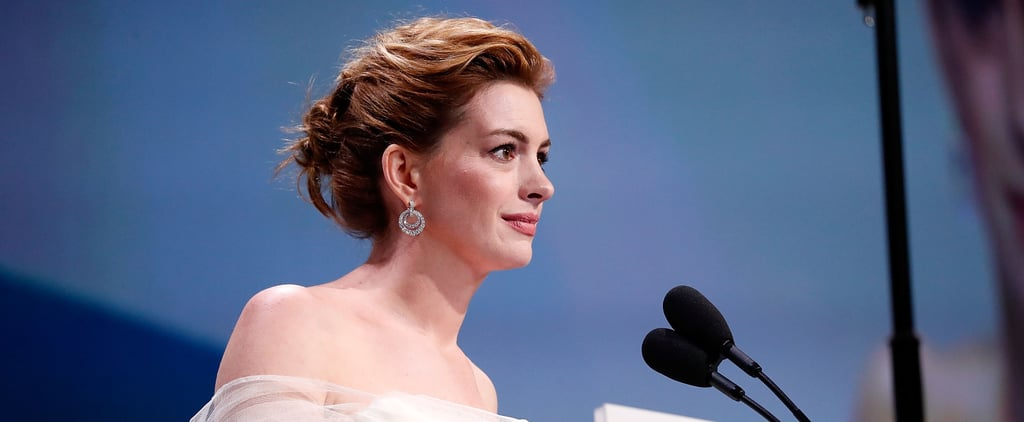 Anne Hathaway's Speech at the HRC Gala Dinner 2018