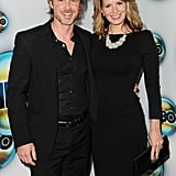 Sam Trammell posed with Missy Yager.