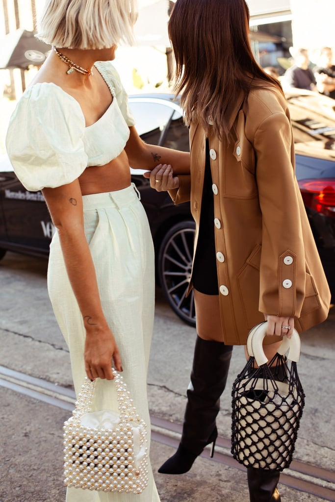 Street Style Pictures Sydney Fashion Week 2019