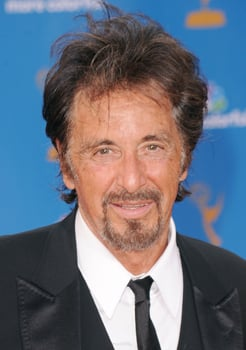 Al Pacino Wins the Golden Globe For Best Actor in a Series, Mini-Series, or Motion Picture Made For TV For You Don't Know Jack